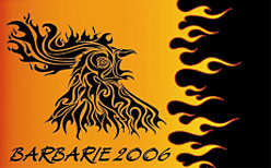 Barbarie Logo 2006