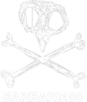 Barbarie Logo 2008