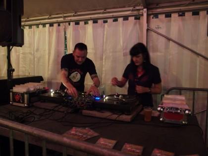 DJs Madame Minouche & Kizmiaz