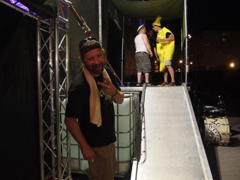 Pädu (Mr. Backstage)