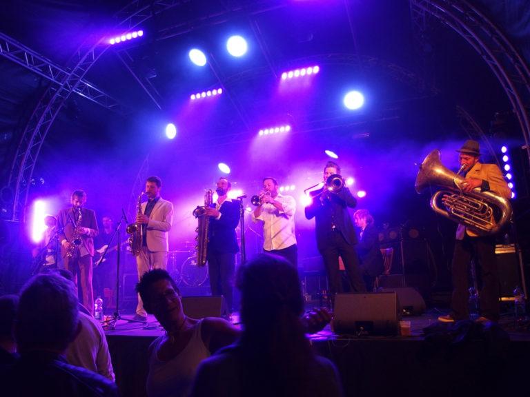 Wazomba Overdrive Orchestra