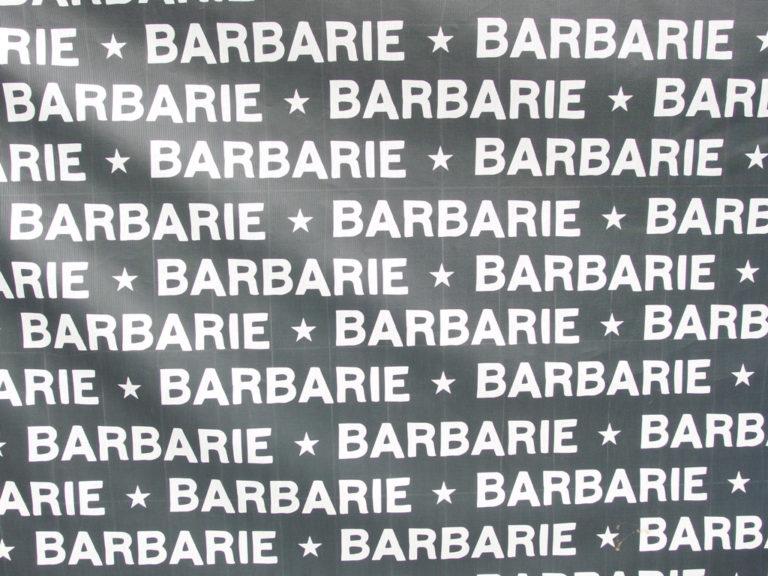 Barbarie Barbarie Barbarie Barbarie Barbarie