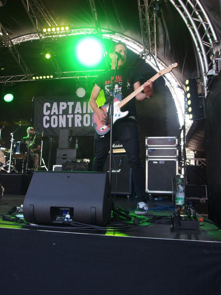 Captain Control