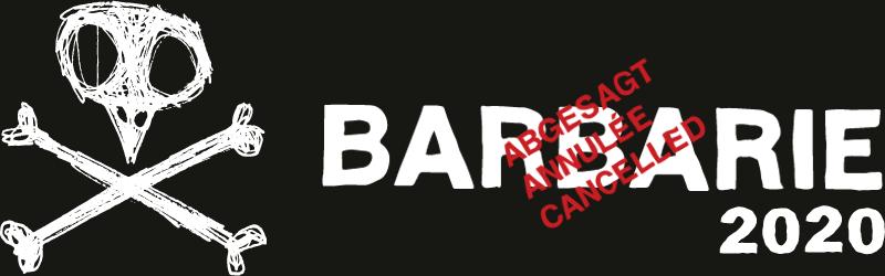 Keine Barbarie im 2020 / pas de Barbarie en 2020
