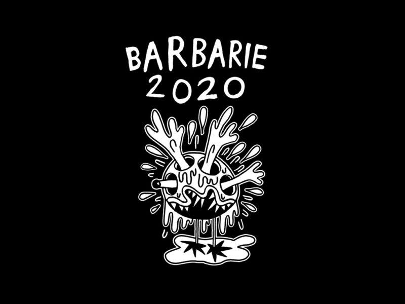 Barbarie 2020 ohne Gigs dafür mit Merch