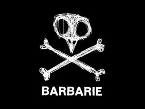 T-Shirt BARBARIE Women (V-Neck)