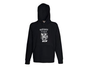 Hoodie 2020 Black (No Zipper)