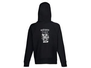 Hoodie 2020 Black (Zipper)