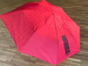 Taschenschirm / Parapluie de poche