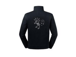 Sweat Jacket 2021 Black (Zipper)